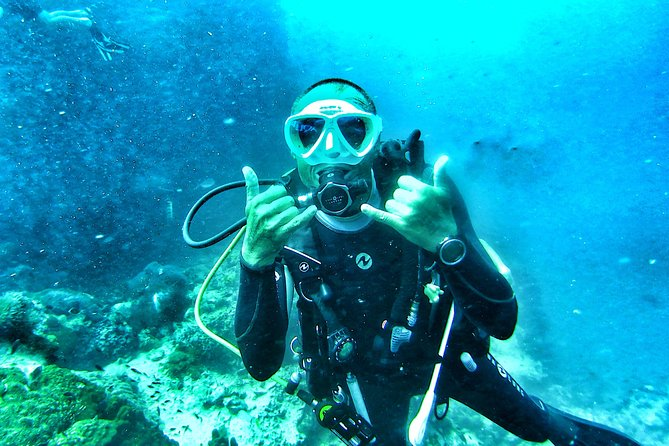 Samui Diving Tour - Segelrock, 2 Tauchgänge