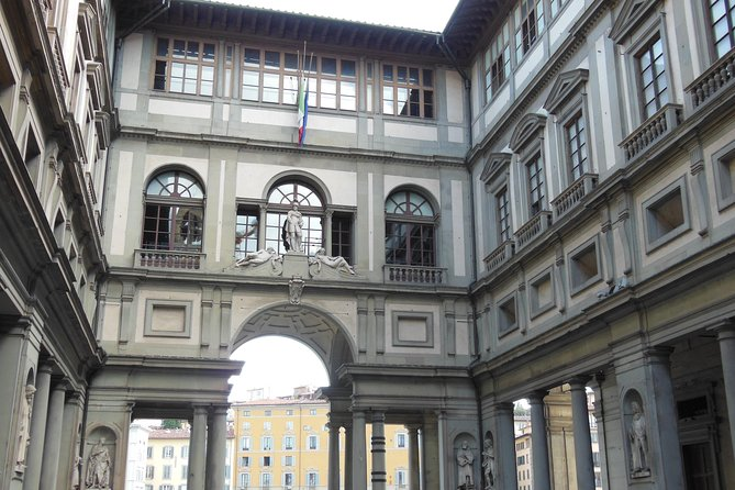 Florence Wonders Walking Tour with Accademia and Uffizi - afternoon