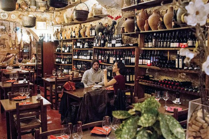 Tapas and Wine Experience Small-Group Walking Tour