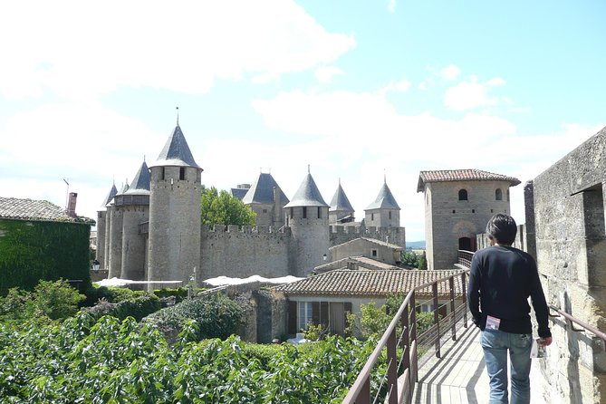 Private Day Tour: Lastours Castles & Cité de Carcassonne. From Carcassonne.