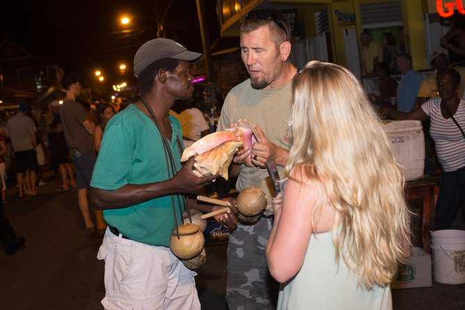 St Lucia Gros Islet Street Party