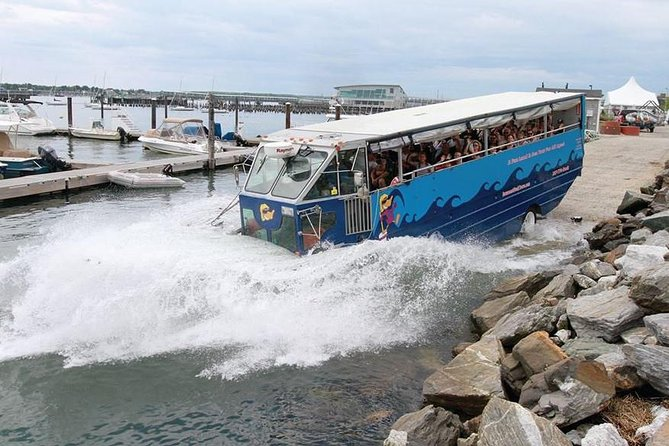 Land and Sea Duck Tour Historic Adventure photo 1