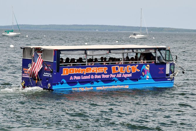 Land and Sea Duck Tour Historic Adventure photo 4