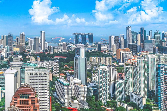 Expert Led Private Intro to Singapore Tour