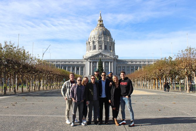 San Francisco City Highlights Experience with Official Alcatraz Tour