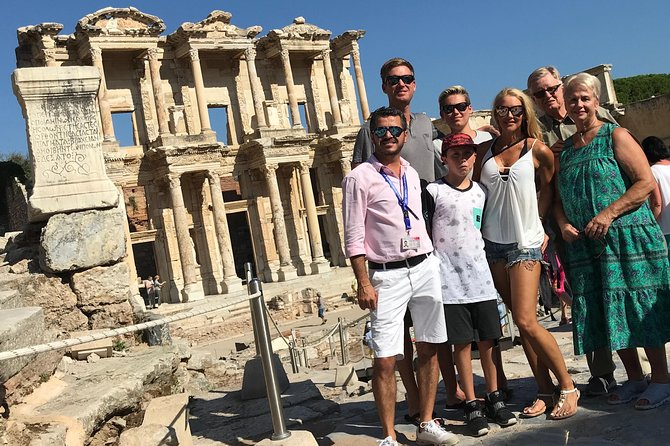 For Cruise Guests : Biblical Ephesus Tour / Kusadasi Tours