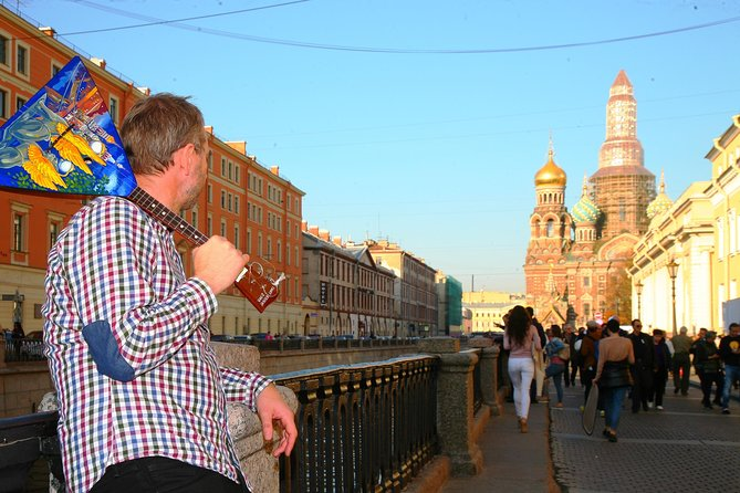 2-Day VISA FREE Private Shore Tour. St-Petersburg Highlights.