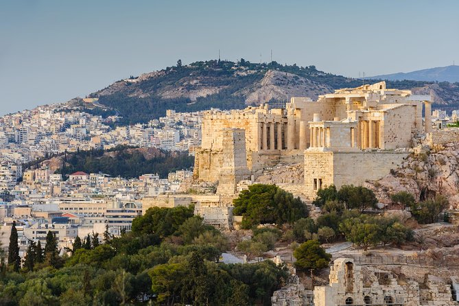 Acropolis Inside Out: 4-Hour Private Guided Tour