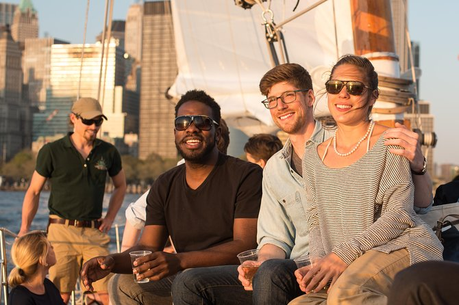 New York Sunset Schooner Cruise on the Hudson River