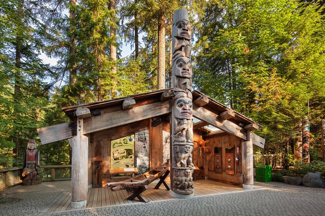 Skip the Line:Capilano Suspension Bridge Park Ticket w/Shuttle from Vancouver photo 11