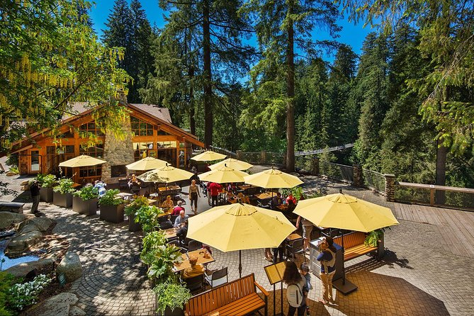 Skip the Line:Capilano Suspension Bridge Park Ticket w/Shuttle from Vancouver photo 4