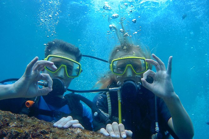 Bali Scuba Diving for Beginner