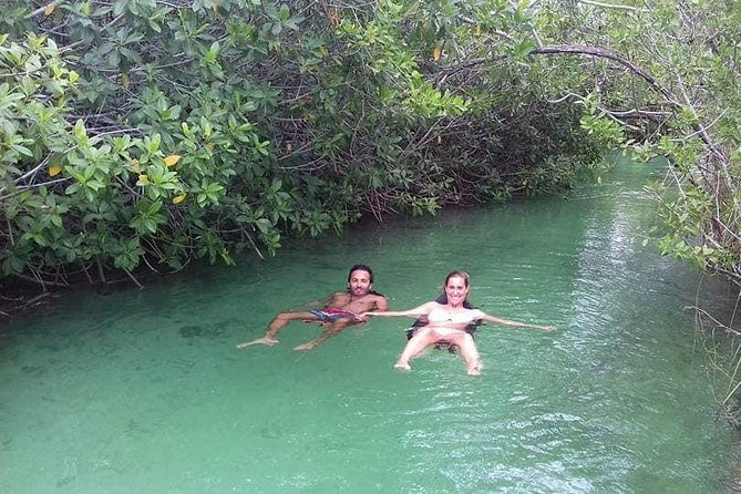 Sian Ka'an Floating Canal Experience