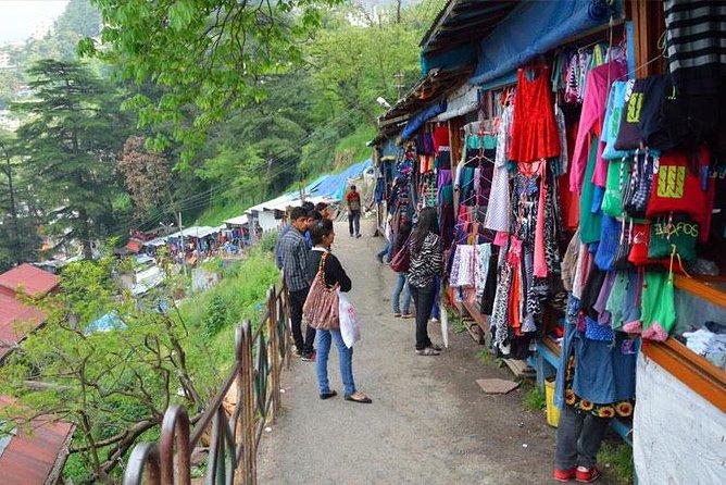 Half Day Shopping Tour In Shimla