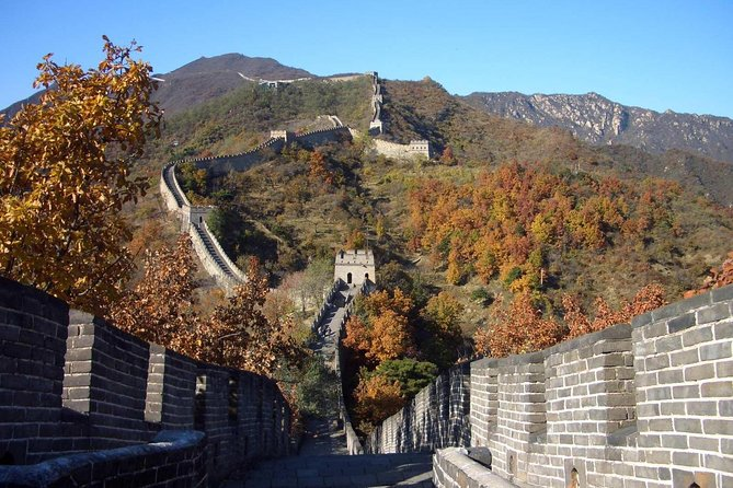 Private Day Tour Of Summer Palace And Mutianyu Great Wall With Lunch