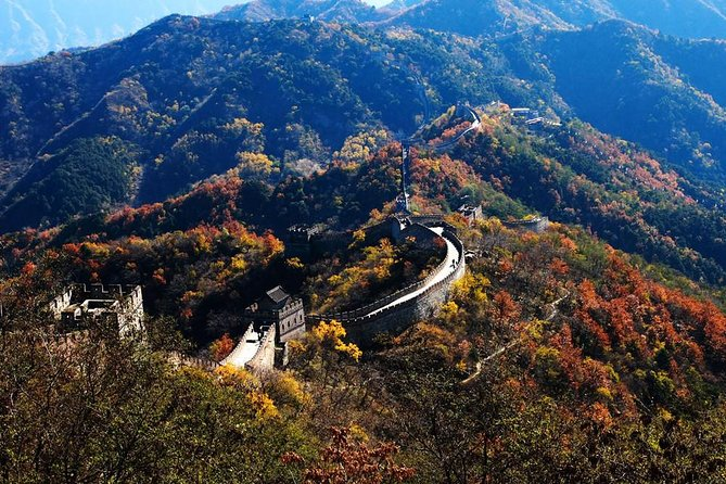 Private Beijing Mutianyu Great wall Day Tour photo 1