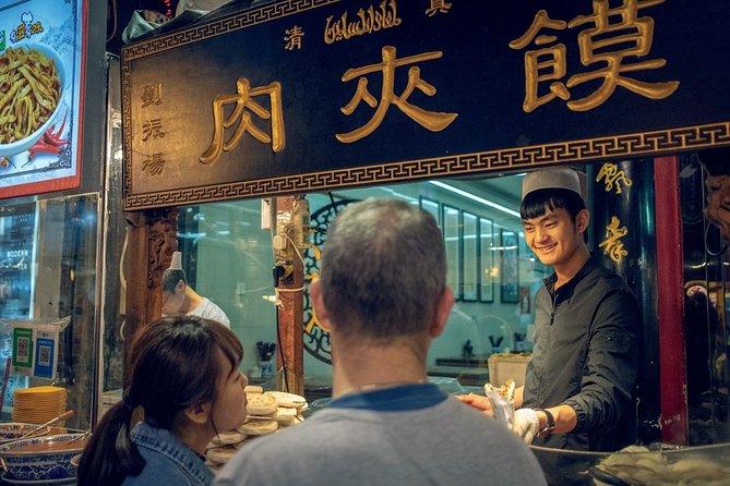 Xian Muslim Quarter: 2-Hour Small Group Walking Food Tour