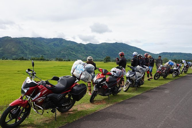 Hoi An to Da Lat with easy riders