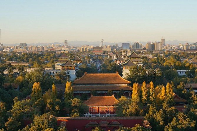 Private Day Tour Of Mutianyu Great Wall And Jingshan Park With Lunch