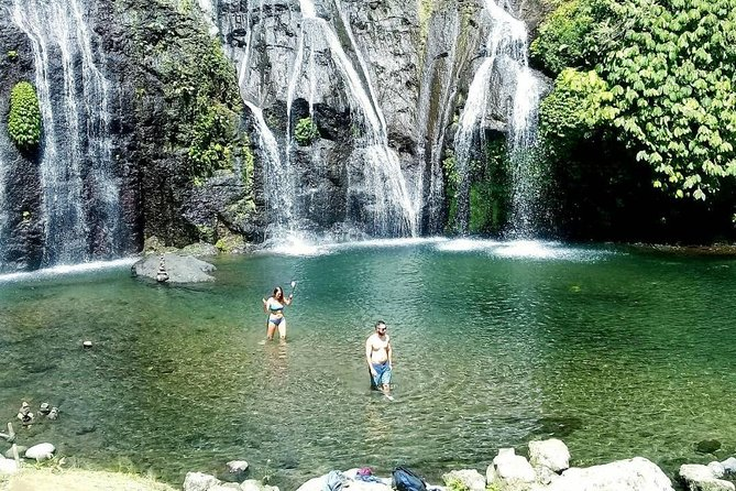 Swim And Splash At Banyumala Waterfall And Gitgit Waterfall With Sightseeing.