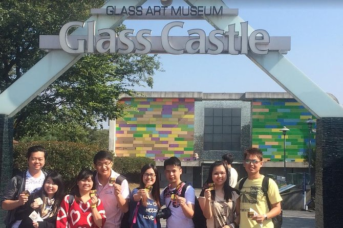 Jeju Glass Castle Discount Ticket With Private Transfer(One way, Round trip)