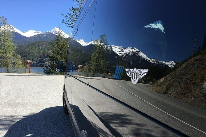Whistler to Vancouver Private Transfer