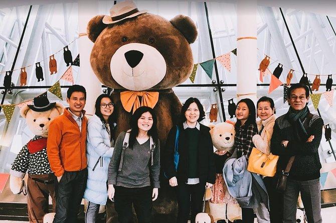 Teddy Bear Museum Jeju Discount Ticket With Transfer(One way, Round trip)