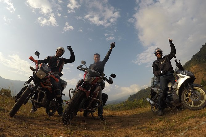 Easy riders Nha Trang to Da lat in 2 days