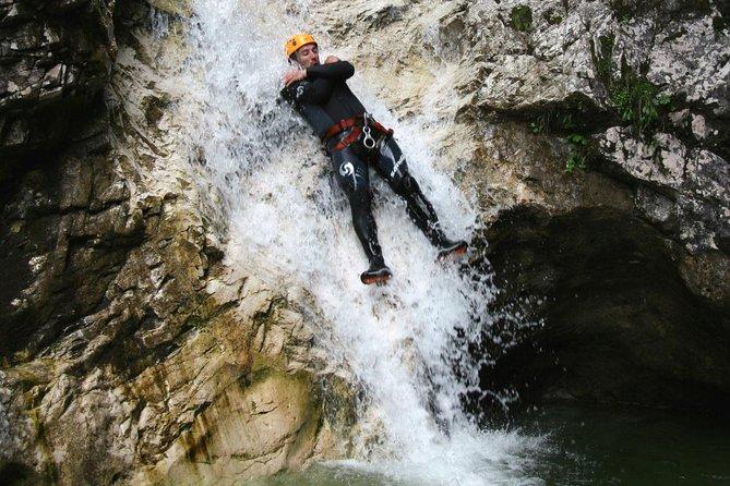 Bovec sport center - Canyoning Slovenia