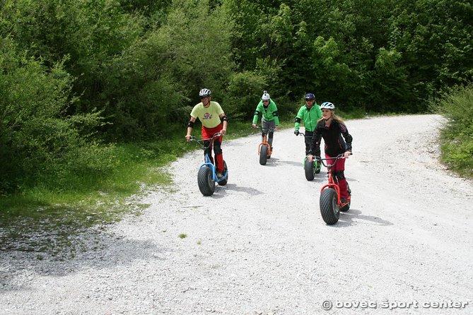 Monster roller Soca Valley adventures Slovenia