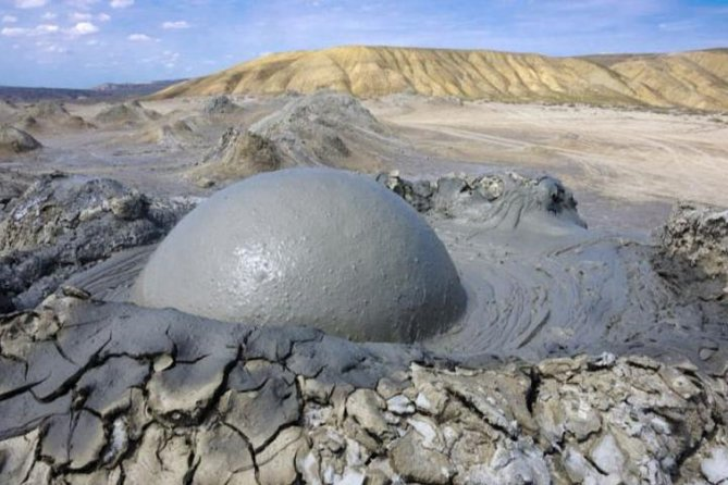 Private Gobustan&Mud Volcanoes Tour