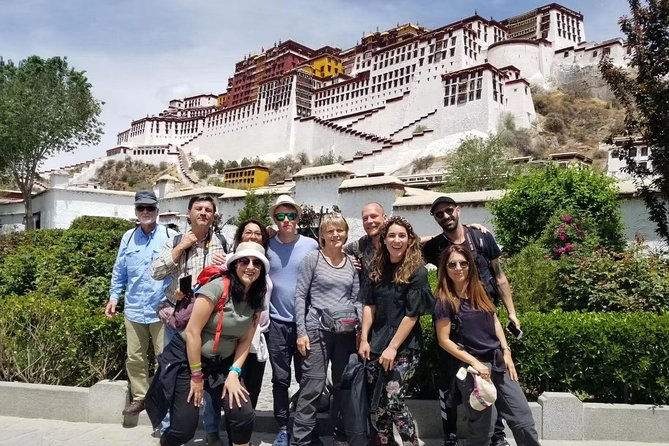 8 Days Lhasa & Everest Base Camp Tour