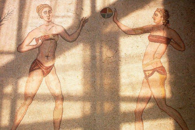Roman Villa del Casale guide (Piazza Armerina): truly fabulous mosaics in Sicily
