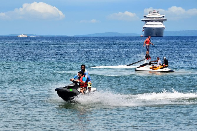 Jetski, Snorkeling And Banana Boat Activity