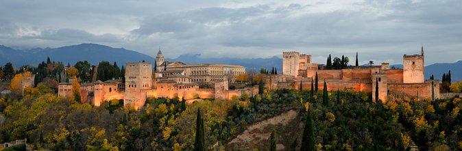 Granada, Toledo & Madrid 2 days Tour from Costa del Sol