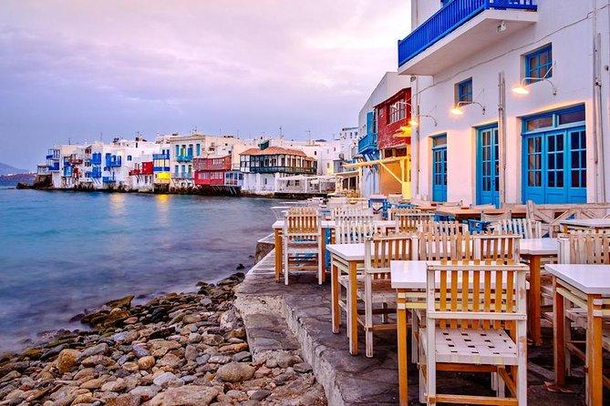3 Day Greek Island Hopping, Santorini, Mykonos, Delos Cruise, Cruice to Volcano