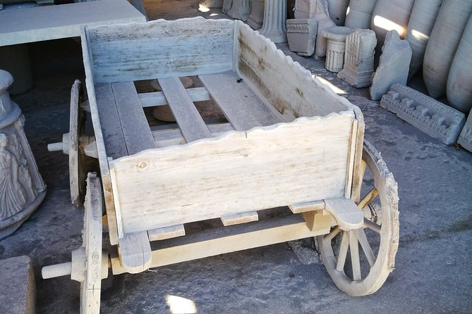 An ancient wagon