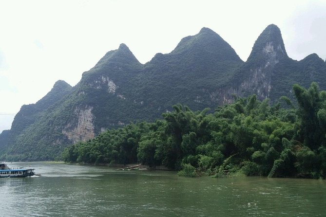 Li River Group Cruise Tour From Guilin To Yangshuo Including Lunch On Board