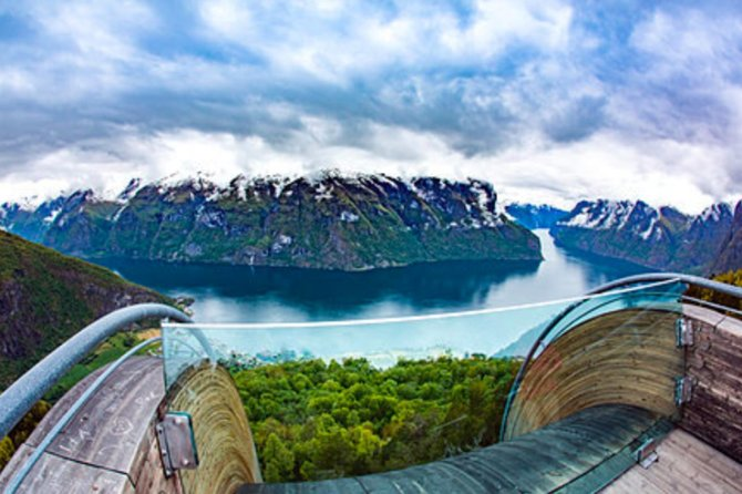 Flam: The Spectacular Stegastein Viewpoint Tour