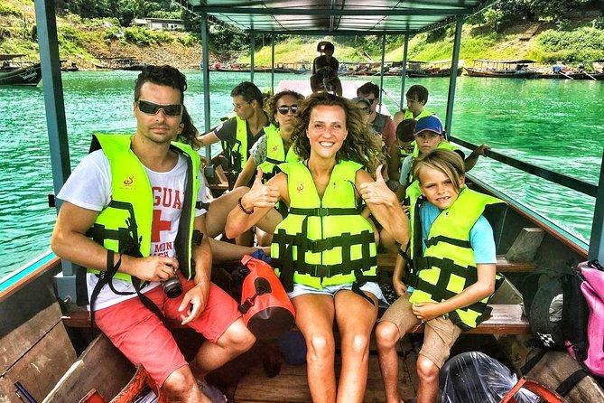 Khao Sok, Lake Cheo Lan