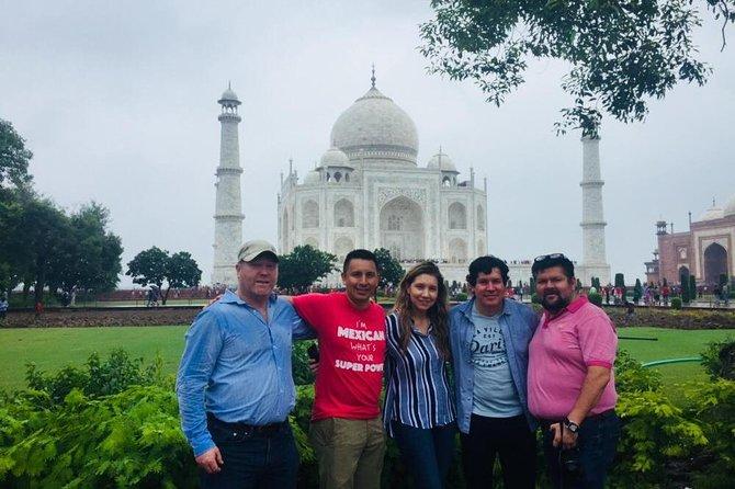 Taj Mahal Day Tour For Small Group