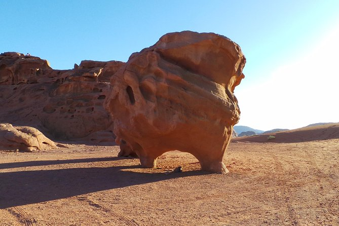 2 Day Jordan Tour with overnight in Wadi Rum photo 1