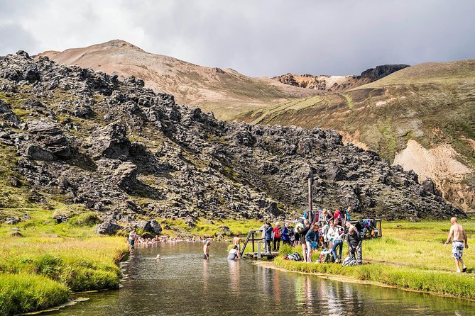 Landmannalaugar and Hekla Volcano Day Trip by Superjeep from Reykjavik