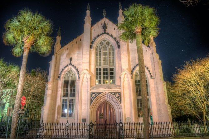Charleston Ghosts of Liberty Guided Walking Tour