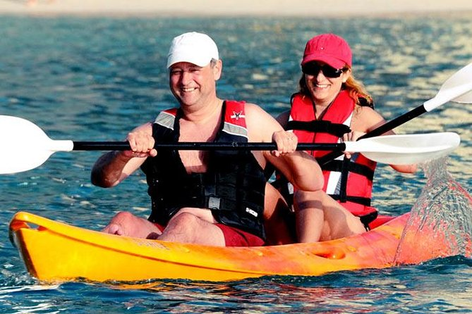 Kayaking in Al Maareedh St - Al Mairid