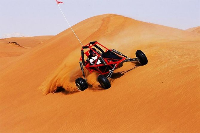 Extreme Dune Buggy Dubai Ride - Polaris Buggy Safari Ride Dubai