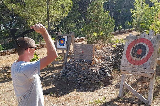 Warrior range Hvar