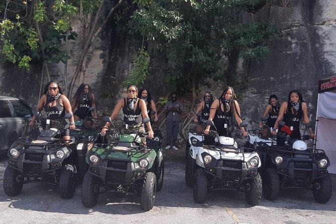 Atv tour of Nassau