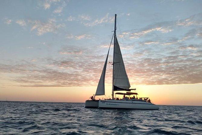 Sunset Sailing Tour on Ti Marouba catamaran Tamarindo