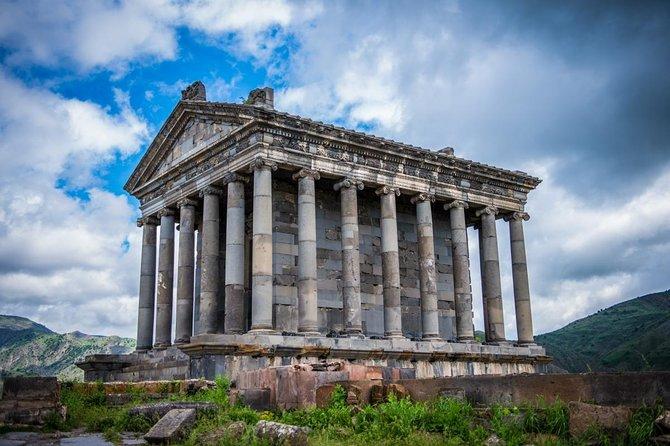 Garni Temple, Geghard Monastery from Yerevan